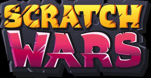 Scratch Wars logo